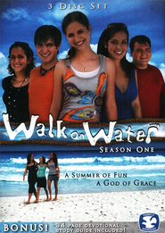 Walk On Water, 3-DVD Set   -