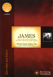 James, Live What You Believe: NLT Study Series  -     By: Douglas J. Moo, Norman R. Ericson