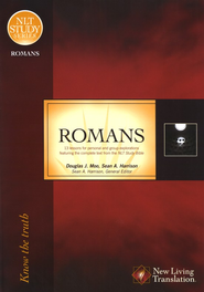 Romans, Know the Truth: NLT Study Series  -     By: Douglas J. Moo, Sean A. Harrison