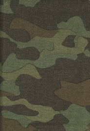 Compact Camo NLT, Green Canvas  -