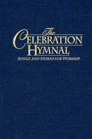 The NIV Celebration Hymnal, Midnight Blue  -