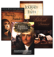 History: Our Faith and Foundation 4 DVD Set   -
