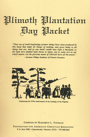 Plimoth Plantation Day Packet   -