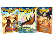 Adventures in Odyssey The Imagination Station® Series Books 3-Pack eBook  -     By: Paul McCusker & Marianne Hering