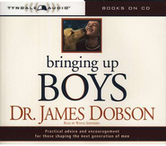Bringing Up Boys    - Audiobook on CD  -     By: Dr. James Dobson