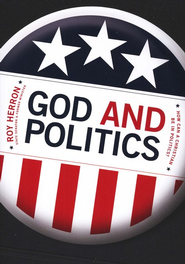 God and Politics   -              By: Roy Herron