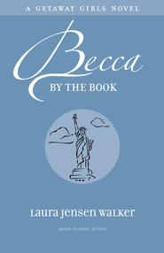 Becca by the Book - eBook  -     By: Laura Jensen Walker