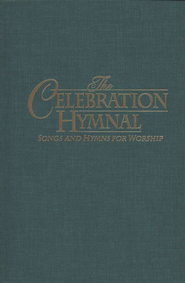 The NIV Celebration Hymnal, Teal  -