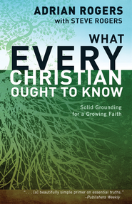 What Every Christian Ought to Know - eBook  -     By: Adrian Rogers