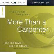 More Than a Carpenter, Audio CD (Abridged)  -              By: Josh McDowell