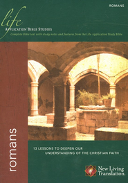 Romans: NLT Life Application Bible Studies  -