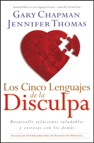 Los Cinco Lenguajes de la Disculpa  (The Five Languages of Apology)  -     By: Gary Chapman, Jennifer Thomas