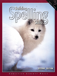 Building Spelling Skills Book 3, Second Edition  -