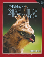 Building Spelling Skills Book 5, Second Edition  -