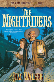 Nightriders, The - eBook  -     By: Jim Walker