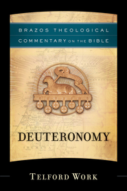 Deuteronomy - eBook  -     By: Telford Work