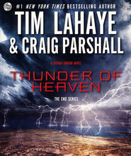 Thunder of Heaven, The End Series #2, Audio CD       -              By: Tim LaHaye, Craig Parshall