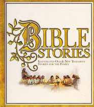 Bible Stories, Illustrated Old & New Testament Stories for the Family  -     By: James Harpur