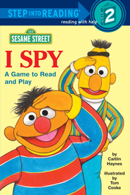I Spy (Sesame Street): A Game to Read and Play - eBook  -     By: Caitlin Haynes