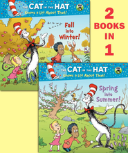 Spring into Summer!/Fall into Winter!(Dr. Seuss/Cat in the Hat) - eBook  -     By: Tish Rabe