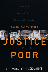 Justice For The Poor Participant's Guide, Slightly Imperfect   -
