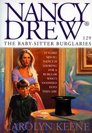 The Baby-Sitter Burglaries - eBook  -     By: Carolyn Keene