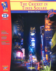 Cricket in Times Square Lit Link Gr. 4-6 - PDF Download  [Download] -     By: George Seldon