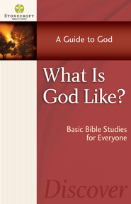 What Is God Like? - eBook  -     By: Stonecroft Ministries
