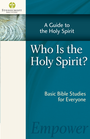 Who Is the Holy Spirit? - eBook  -     By: Stonecroft Ministries