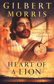 Heart of a Lion - eBook  -     By: Gilbert Morris
