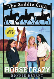 Horse Crazy - eBook  -     By: Bonnie Bryant