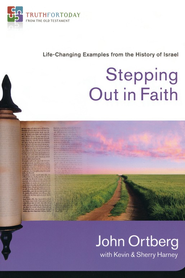Stepping Out in Faith: Life-Changing Examples from the History of Israel - Slightly Imperfect  -