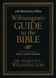 Willmington's Guide to the Bible, 30th Anniversary Edition  -              By: Harold L. Willmington