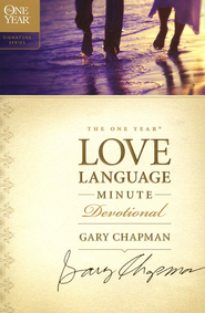 The One-Year Love Language Minute Devotional   -     By: Gary Chapman