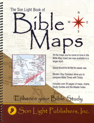 Book of Bible Maps   -