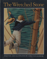 The Wretched Stone   -     By: Chris Van Allsburg     Illustrated By: Chris Van Allsburg