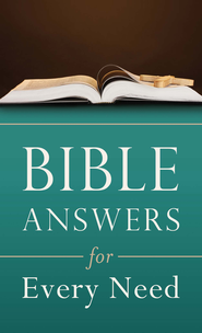 Bible Answers for Every Need - eBook  -     By: Clarence Blasier