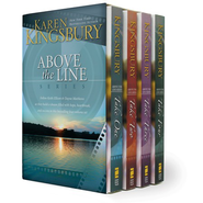Above the Line Series, Boxed Set, Volumes 1-4   -              By: Karen Kingsbury