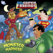 Monster Madness! (DC Super Friends) - eBook  -     By: Billy Wrecks