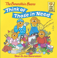 The Berenstain Bears Think of Those in Need - eBook  -     By: Stan Berenstain, Jan Berenstain