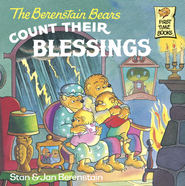 The Berenstain Bears Count Their Blessings - eBook  -     By: Stan Berenstain, Jan Berenstain