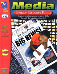 Media Literature Response Forms Gr. 4-6 - PDF Download  [Download] -