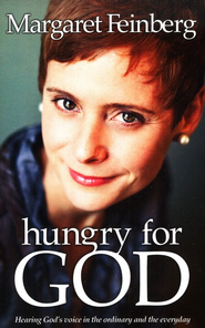 Hungry for God: Hearing His Voice in the Ordinary and the Everyday - Slightly Imperfect  -