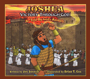 Joshua: Victory Through God, As Told By God's Animals,  Book and CD  -     By: Joe Loesch