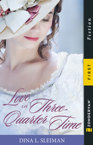 Love in Three-Quarter Time - eBook  -     By: Zondervan