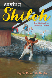 Saving Shiloh - eBook  -     By: Phyllis Reynolds Naylor