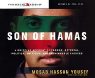 Son of Hamas, Audio CD  -              By: Mosab Hassan Yousef, Ron Brackin