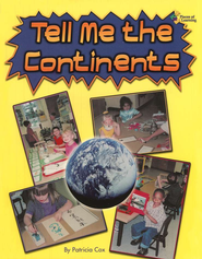 Tell Me The Continents    -     By: Patricia Cox