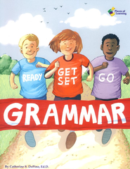 Ready, Get Set, Go, Grammar! Grades 1-4  -     By: Catherine DePino