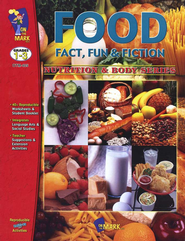 Food: Fact, Fun & Fiction Gr. 1-3 - PDF Download  [Download] -